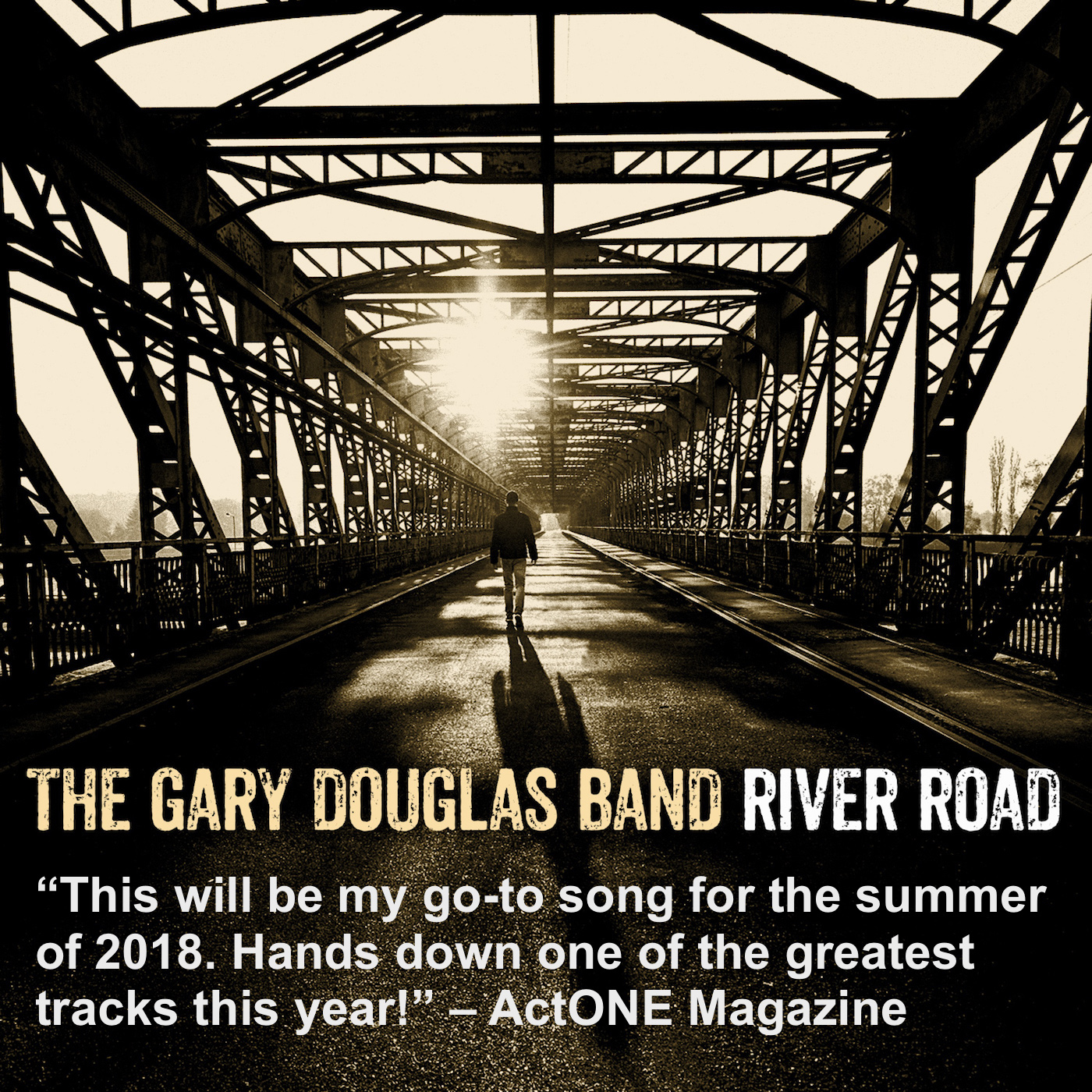 The Gary Douglas Band | The Gary Douglas Band